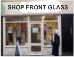 Shop Front Glass Replaced in London Flamstead End
